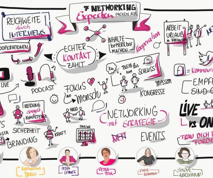 7 Networking Experten packen aus